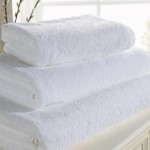 High thread count linen